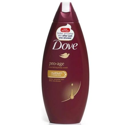 Dove Pro Age Nourishing Body Wash 250ml