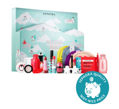 Sephora Frosted Party Advent Calendar