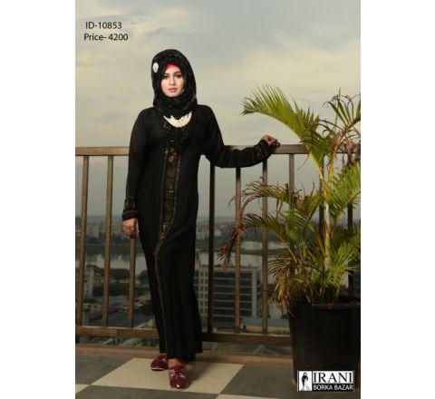 Black Irani Borka
