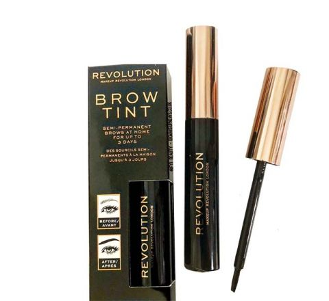 Makeup Revolution Brow Tint Dark Brown