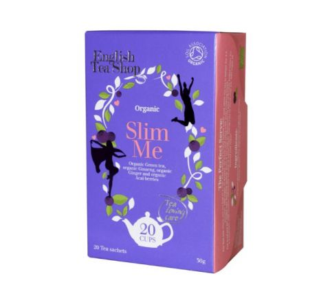 English Tea Shop SLIM ME TEA (20 SACHETS)