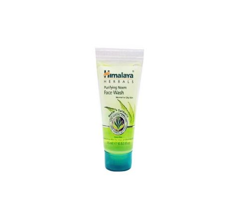 Himalaya Purifying Neem Face Wash - 15 ml
