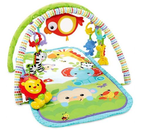 New-Born Baby Play Mat with Music and Sounds, Suitable from Birth