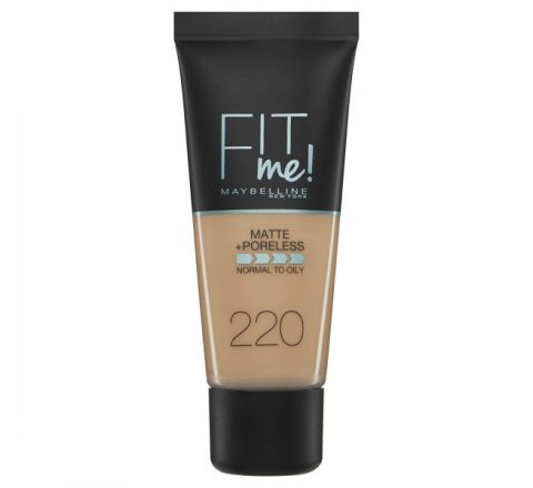 Maybelline Fit Me Foundation Natural Beige 220 30ml