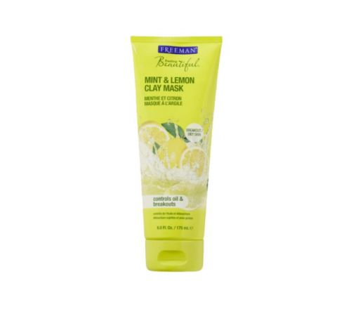 FREEMAN Mint & Lemon Clay Mask 175ml