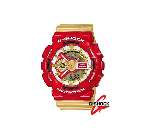 G SHOCK GA-110 WATCH IRONMAN
