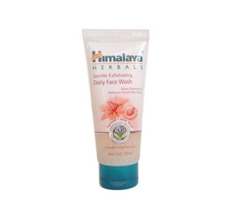 Himalaya Gentle Exfoliating Daily Face Wash -50gm