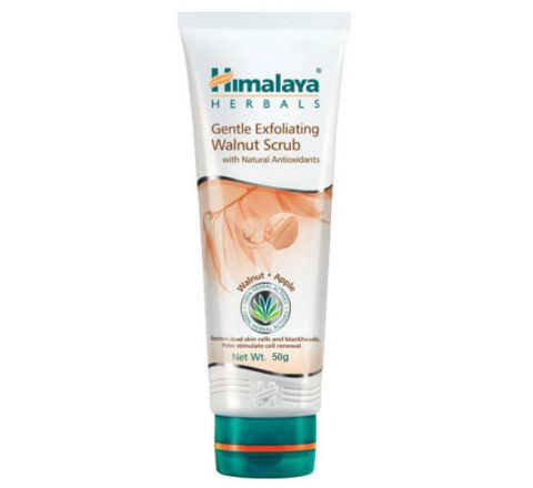 Himalaya Gentle Exfoliating Walnut Scrub 50g