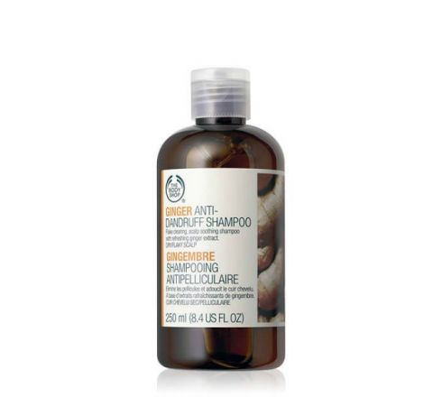 The Body Shop Ginger Anti Dandruff Scalp Care Shampoo 250ml