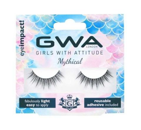 GWA - Girl With Attitude Mythical Eyelash 3D Luxe