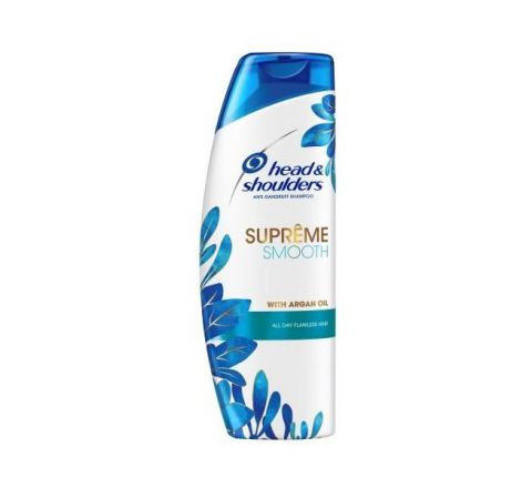 Head & Shoulders - Supreme Smooth With Argan Oil Shampoo 400ml
