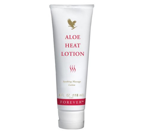 Forever Aloe Heat Lotion