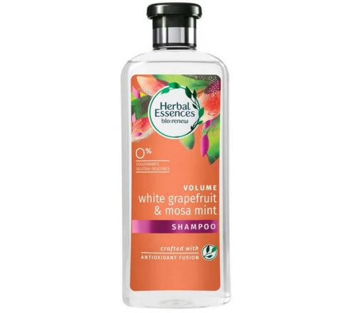 Herbal Essences Bio-Renew White Grapefruit & Mosa Mint Shampoo 400ml