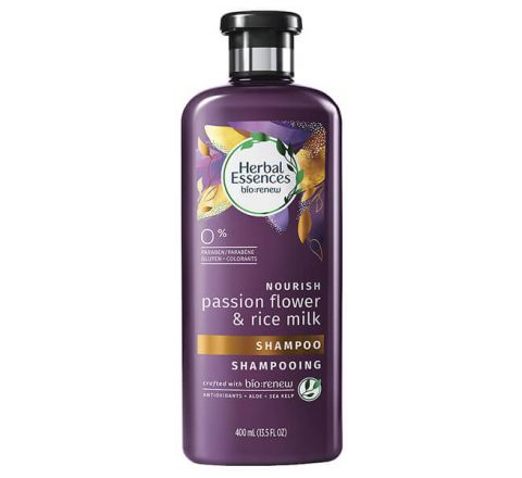 Herbal Essences Nourish Passion Flower & Rice Milk Shampoo 400ml