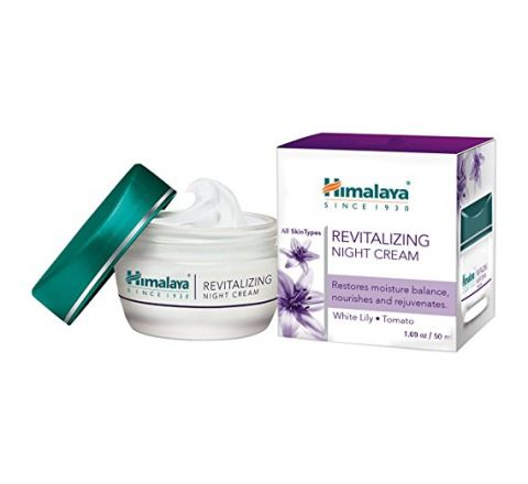 Himalay Revitzalizing Night Cream-50 Gm