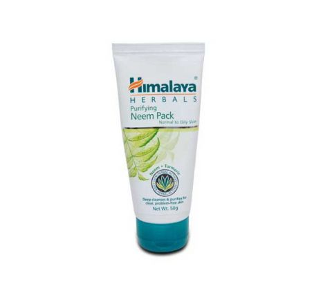 Himalaya Purifying Neem Face Pack - 50g