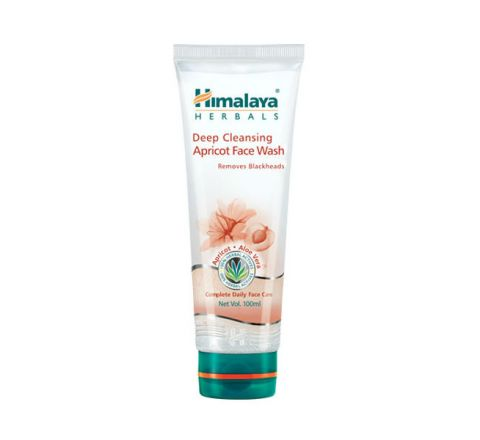Himalaya Deep Cleansing Apricot Face Wash -100ml