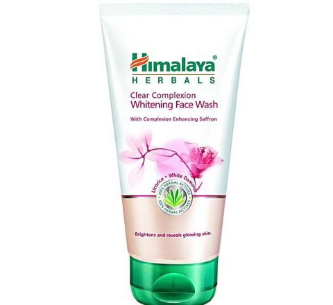 Himalaya Clear Complexion Whitening Face Wash - 100ml