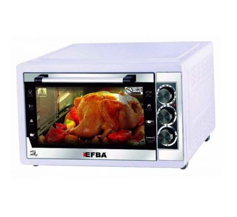 EFBA Electronic Oven Rotisserie & Turbo W Lamp 46L 6004W