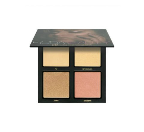 Huda Beauty 3D Highlight Palette - The Golden Sands Edition