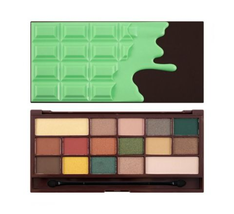 I Heart Makeup I ❤ Mint Chocolate Eyeshadow Palette