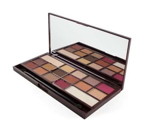 I Heart Makeup I ❤ Chocolate - Chocolate Elixir Eyeshadow Palette
