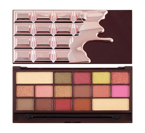 I Heart Makeup I Heart Chocolate Rose Gold Eyeshadow Palette