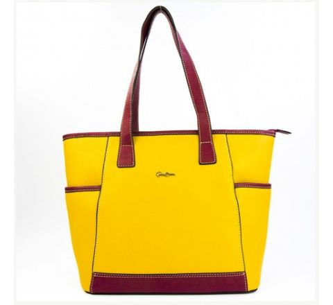 IRIS BAG-012 YELLOW