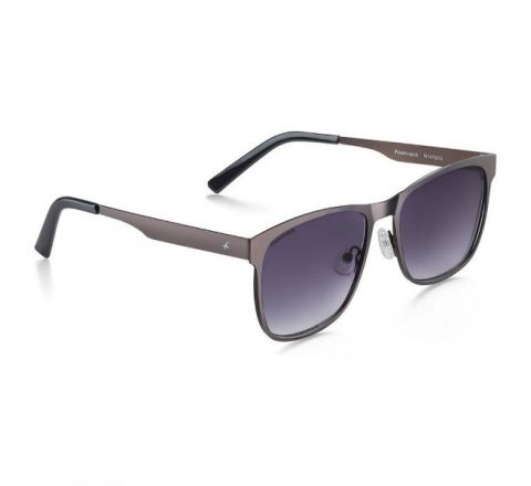 Fastrack UV Protected Wayfarer Men's Sunglasses-M147Bk2