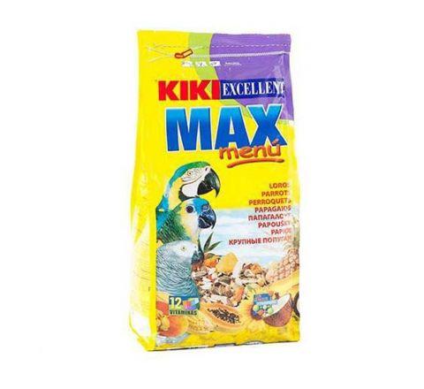 KIKI Max Menu Parrots & Parakeets Bird Food KIKI-30522