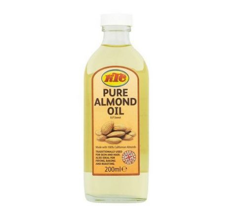KTC Pure Almond Hair Oil 200ml