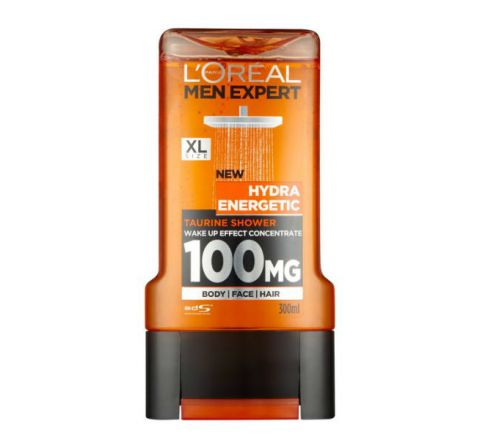 L'Oreal Men Expert Hydra Energetic Taurine Shower Gel 300ml