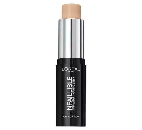 L'Oreal Paris Infallible Longwear Shaping Stick Foundation Vanilla Vanille 130