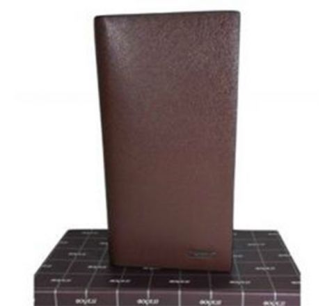 Leather Coffee Original Wallet for Men
