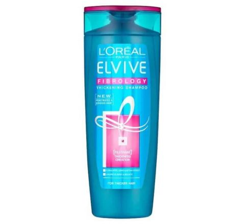 L'Oreal Paris Elvive Fibrology Thickening Shampoo 400ml