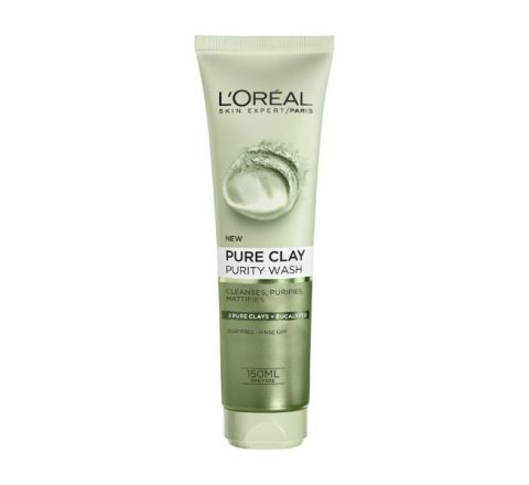 L'Oreal Paris Pure Clay Purity Foam Wash 150ml