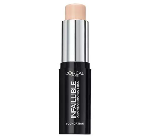 L'Oreal Paris Infallible Longwear Shaping Stick Foundation Sand Sable 160