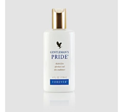 Gentleman's Pride® Alcohol-free Aftershave Lotion