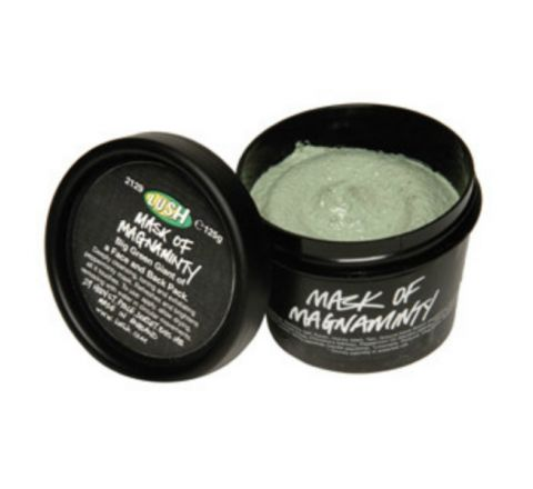Lush Mask Of Magnaminty Face And Body Mask - 125g