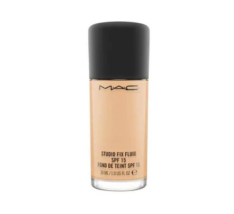 MAC STUDIO FIX FLUID SPF 15 FOUNDATION - NC25