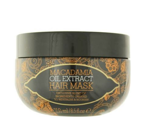 Macadamia Oil Extract Hair Mask - 250ml