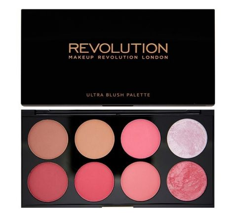 Makeup Revolution Ultra Blush Palette Sugar & Spice