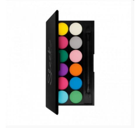 Sleek i-Divine Eyeshadow Palette - ULTRA MATTES V1 Brights