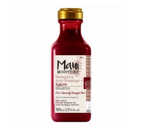 Maui Moisture Strength & Anti-Breakage Agave Shampoo 385ml