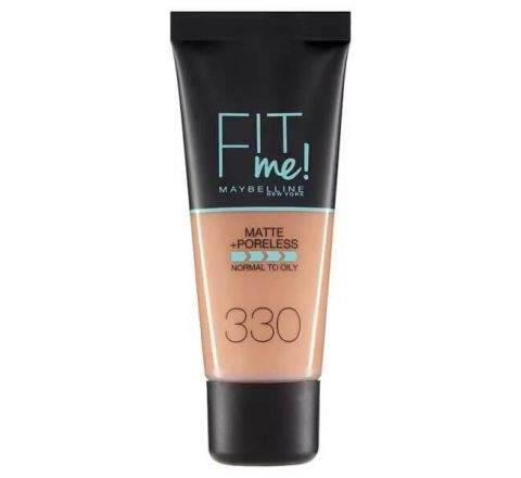 Maybelline Fit Me Matte & Poreless Foundation 330 Toffee 30ml