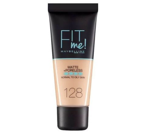 Maybelline Fit Me Foundation  Warm Nude 128 30ml