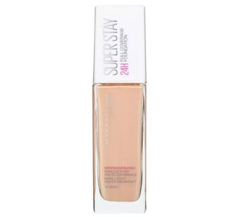Maybelline Superstay Foundation 24 Hour 10 Ivory 30ml