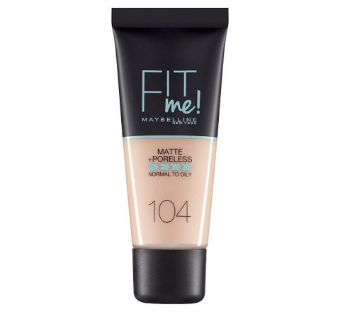 Buy Maybelline Fit Me Matte & Poreless Foundation in Bangladesh at Kikinben