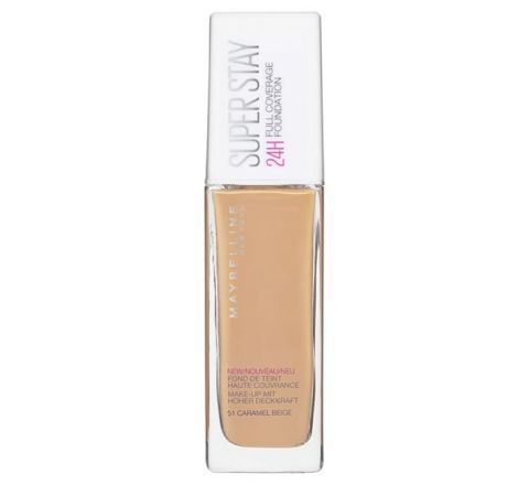 Buy Maybelline foundation online in Bangladesh at Kikinben - Maybelline Superstay Foundation 24 Hour 10 Ivory