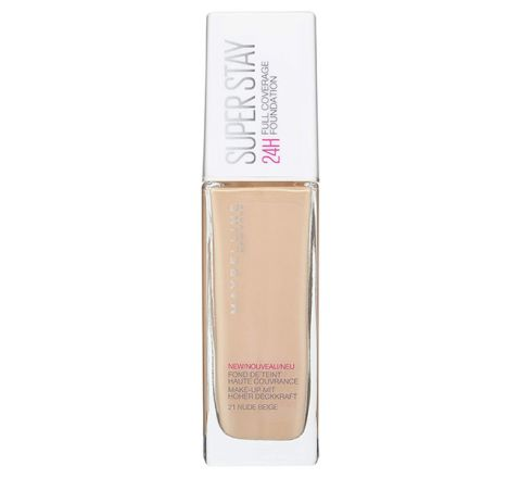 Maybelline Superstay Foundation 24 Hour 58 True Caramel 30ml